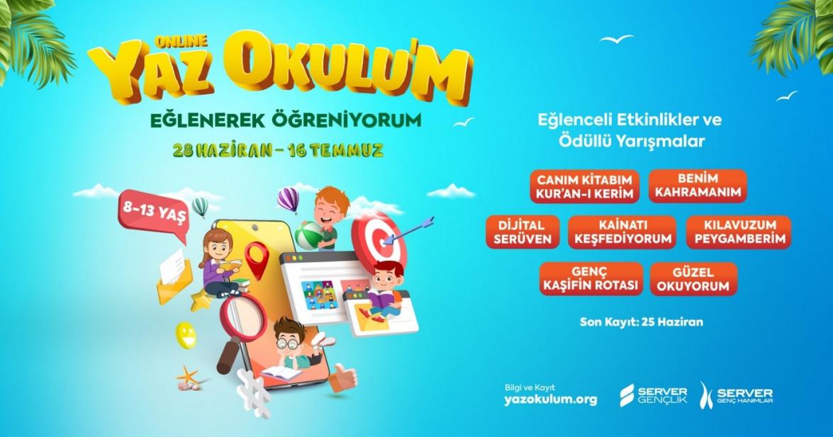 Online Yaz Okulu'm