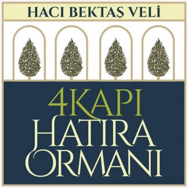 Hacı Bektaş Veli Anısına 750 Bin Fidanlık Hatıra Ormanı